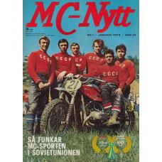 MC Nytt 1973 nr1