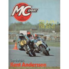 MC Sport 1974 nr7