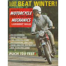 Motorcycle Mechanics 1970 nr11