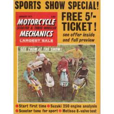 Motorcycle Mechanics 1971 nr1