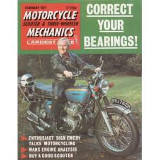 Motorcycle Mechanics 1971 nr2