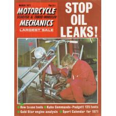 Motorcycle Mechanics 1971 nr3