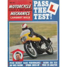 Motorcycle Mechanics 1971 nr5