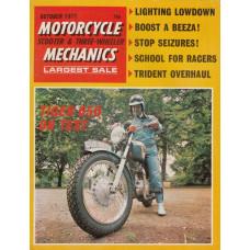 Motorcycle Mechanics 1971 nr10