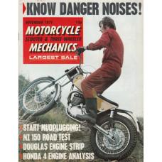Motorcycle Mechanics 1971 nr11