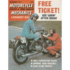 Motorcycle Mechanics 1971 nr12