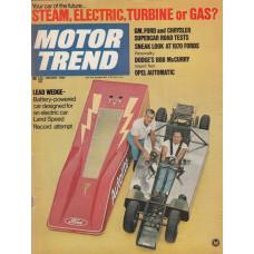 Motor Trend 1969 nr1