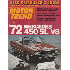 Motor Trend 1971 nr6