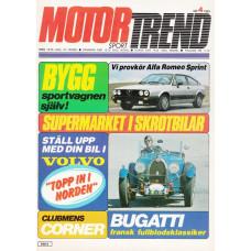 Motor Trend 1983 nr4