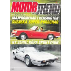 Motor Trend 1984 nr7