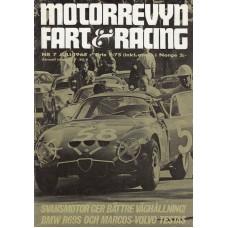 Motorrevyn med Fart & Racing 1965 nr7