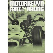 Motorrevyn med Fart & Racing 1965 nr11