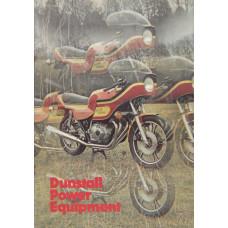 Dunsall Power Equipment 1978