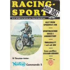 Racing Sport 1969 nr10