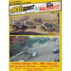 Rally Sport - Rally Nytt 1979 nr10