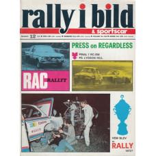 Rally i Bild 1973 nr2
