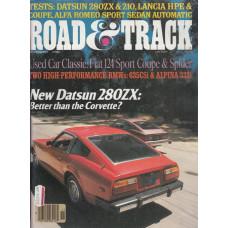 Road & Track 1978 nr11