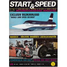 Start & Speed 1966 nr1