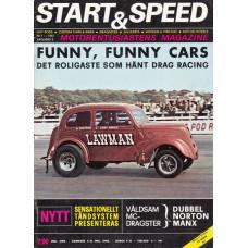 Start & Speed 1967 nr1