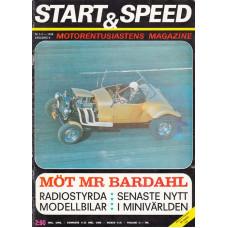 Start & Speed 1968 nr1/2