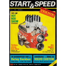 Start & Speed 1969 nr1/2
