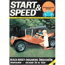 Start & Speed 1970 nr1/2