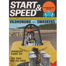 Start & Speed 1971 nr1/2