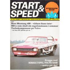 Start & Speed 1973 nr1