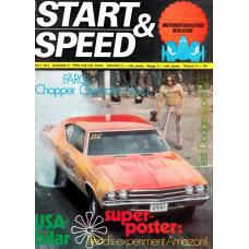 Start & Speed 1974 nr1