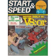 Start & Speed 1977 nr1