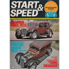 Start & Speed 1978 nr1