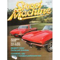 Street Machine 1980 nr1