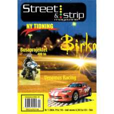 Street & Strip 2004 nr1