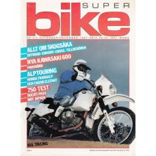 Super Bike 1987 nr4/5