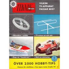 Teknikens Värld 1959 nr1
