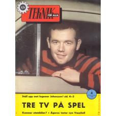 Teknikens Värld 1959 nr4