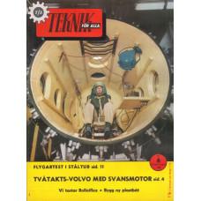 Teknikens Värld 1959 nr6