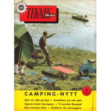 Teknikens Värld 1959 nr11