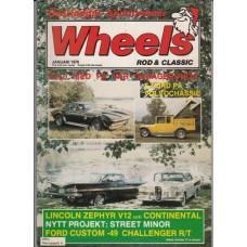 Wheels Magazine 1978 nr1
