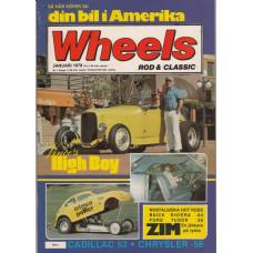 Wheels Magazine 1979 nr1