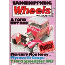 Wheels Magazine 1980 nr1