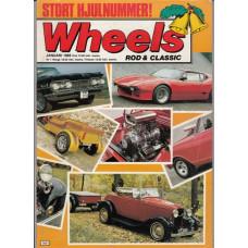 Wheels Magazine 1983 nr1