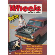Wheels Magazine 1984 nr1
