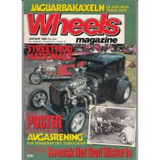 Wheels Magazine 1985 nr1