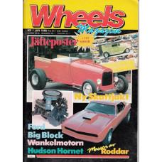 Wheels Magazine 1988 nr1