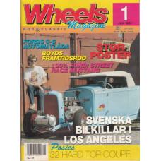 Wheels Magazine 1991 nr1